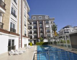 Апартаменты за 52 500 евро в Анталии, Турция