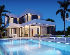 Вилла за 590 000 евро в Бенидорме, Испания