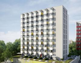 Квартира за 165 000 евро в Берлине, Германия