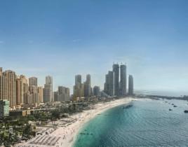 Квартира за 586 824 евро в Дубае, ОАЭ