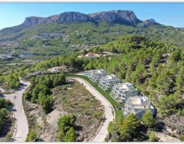 Апартаменты за 180 000 евро в Кальпе, Испания