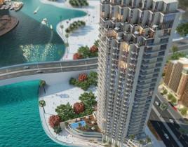 Апартаменты за 171 707 евро в Дубае, ОАЭ