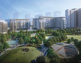 Апартаменты за 610 530 евро в Дубае, ОАЭ