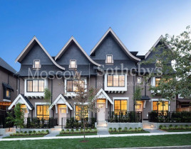 Townhouse for 1 680 206 Euro in Vancouver, Canada