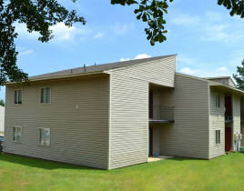 Апартаменты за 55 258 евро в Фейетвилле, США