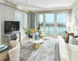 Квартира за 549 996 евро в Лондоне, Великобритания