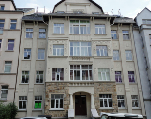 Commercial apartment building in Chemnitz, Germany (price on request)
