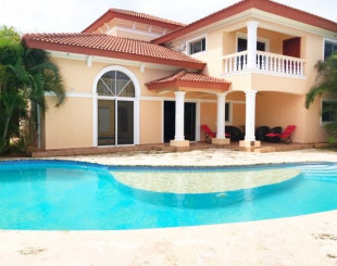 House for 125 euro per day in Sosua, Dominican Republic