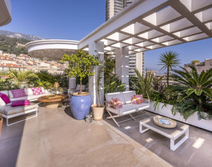 Penthouse for 10 900 000 euro in Monaco, Monaco