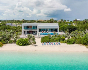 Villa for 4 995 000 euro on Turks and Caicos Islands