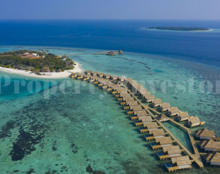 Hotel for 41 677 107 euro on Maldives