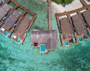 Hotel for 29 173 975 euro on Maldives
