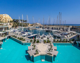 Flat for 1 420 000 euro in St. Julian's, Malta