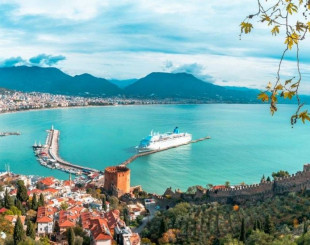 Hotel for 5 000 000 euro in Alanya, Turkey