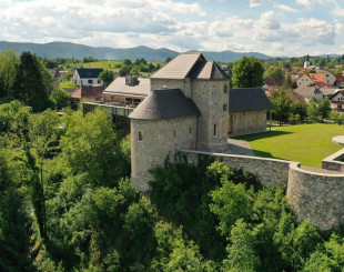 Castle for 7 000 000 euro in Crnomelj, Slovenia