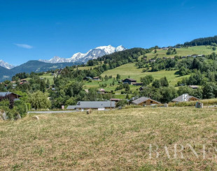 Land for 510 000 euro in Combloux, France