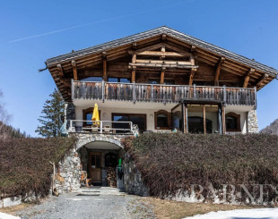 House for 3 400 000 euro in Chamonix, France