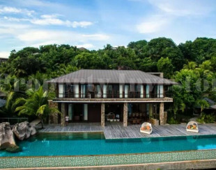 Villa for 12 444 668 euro on Mahe, Seychelles