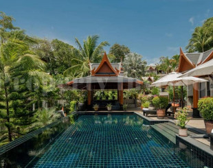 Villa for 2 883 744 euro on Phuket Island, Thailand