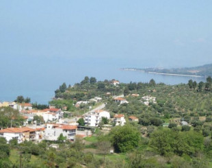 Land for 420 000 euro in Sithonia, Greece