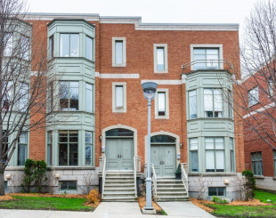 Flat for 1 061 606 euro in Montreal, Canada