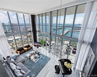 Flat for 6 031 112 euro in Miami, USA