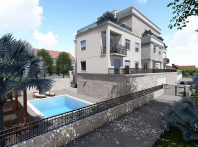 8e115cc37c5ed Люкс квартиры в тихом центре Тивата. Квартира в Тивате, Черногория ...