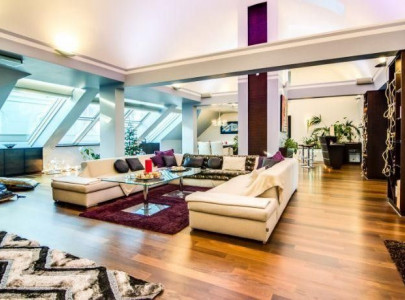 Penthouse for 5 800 000 euro in Austria