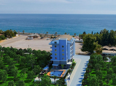 Недорогая недвижимость в турции на побережье rixos premium dubai 5 оаэ дубай джумейра