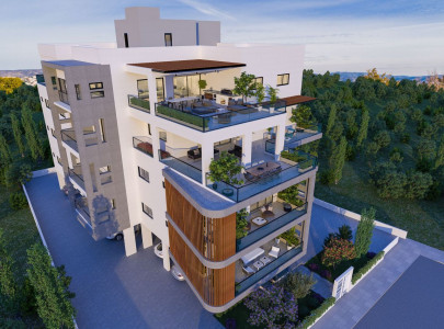 Penthouse for 590 000 euro in Limassol, Cyprus