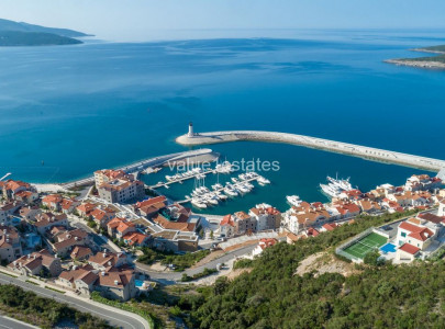 Flat for 197 000 euro on Lustica peninsula, Montenegro