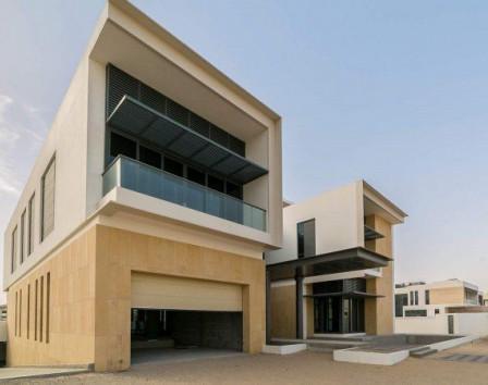 Купить дом за криптовалюту в Абу Даби Аль-Авир продажа домов в сербии