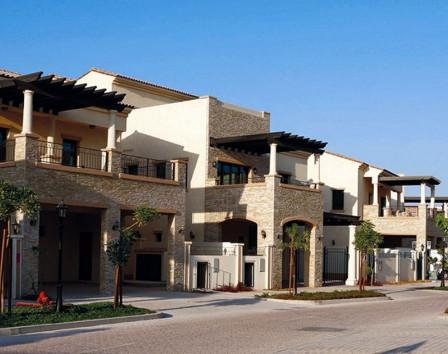 Купить дом за криптовалюту в Абу Даби Аль Арьям дома отдыха за рубежом