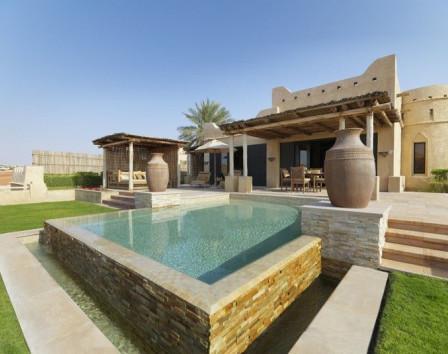 Вилла за криптовалюту Абу Даби Адхен недорогая недвижимость на бали