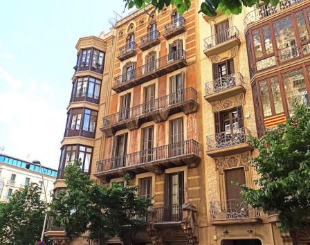 доходный дом в испании