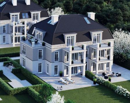 Элитная недвижимость в мюнхене рубеж продажа домов