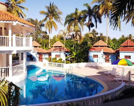Купить отель в доминиканской республике дубай сколько стоит квартира снять