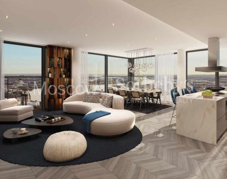 сколько стоит квартира в лондоне