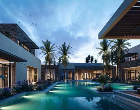 Купить дом в Абу Даби Адхен продажи квартир студию в дубае
