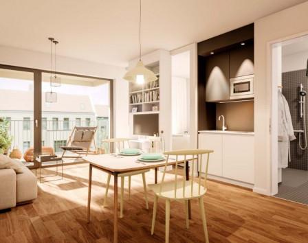Студия в германии купить квартиру торонто