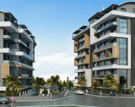 Купить однокомнатную квартиру в турции недорогая недвижимость в чехии
