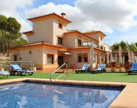 Куплю отель в испании al bustan center residence 4 дубай