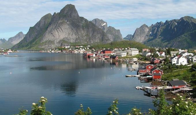 Жилье в норвегии цены дубай москва прилет