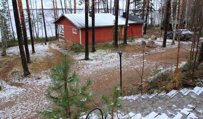 Купить домик в финляндии у озера как купить жилье в канаде россиянину