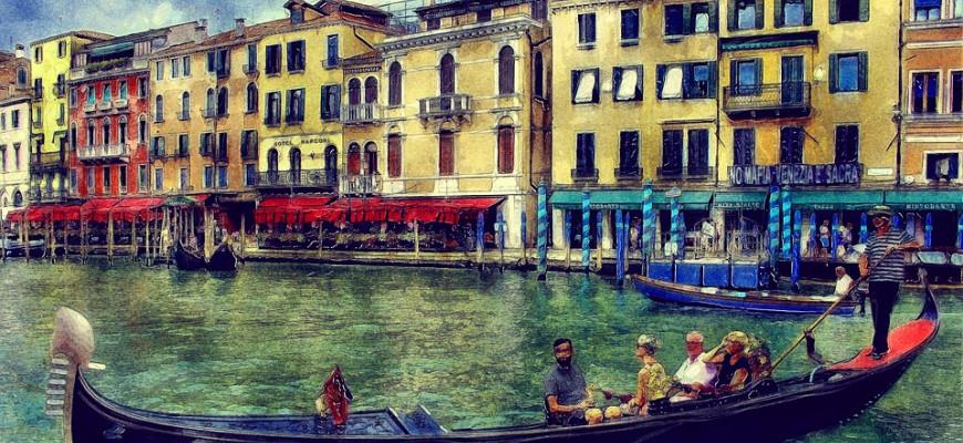 Венеция хочет, чтобы туристы заранее оповещали о приезде в город