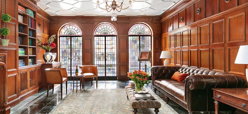 В Нью-Йорке выставлен на продажу таунхаус бывшей первой леди США