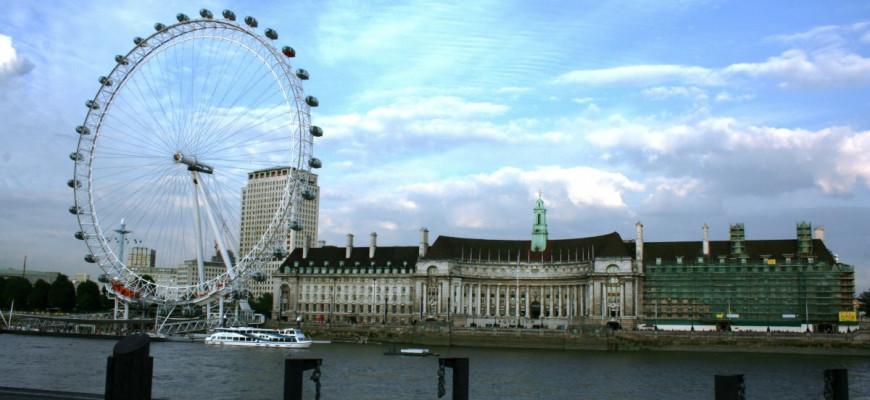 Недвижимость в Лондоне подорожала почти вдвое за 10 лет