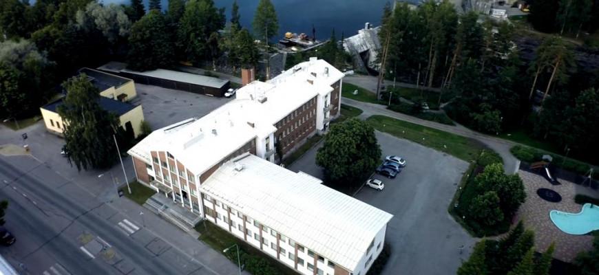 Компания VIPCON LKV продаёт многофункциональный объект недвижимости в Иматре