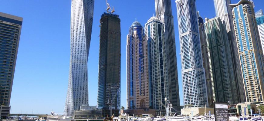 Названы районы Дубая с наибольшим падением цен на аренду жилья