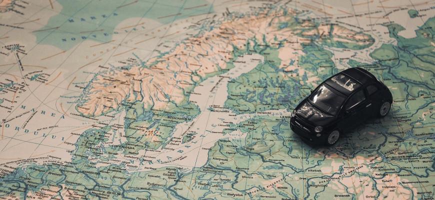 Где действуют российские водительские права в 2020 году